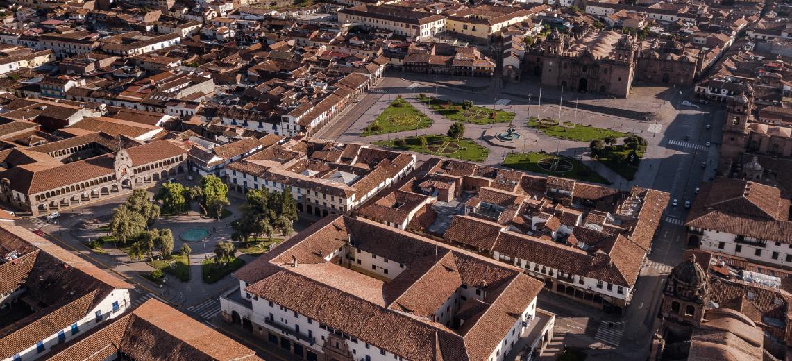 Where to do sports in Cusco!