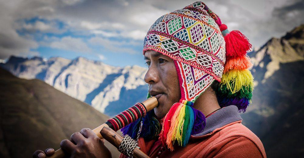 """""""Sentimiento Quechua"""" en el Día de la Música Andina"""