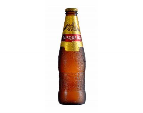 Cusqueña - Bottle 330 ml.